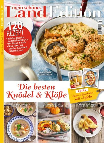Cover: Mein schönes Land Edition Magazin No 05 2021