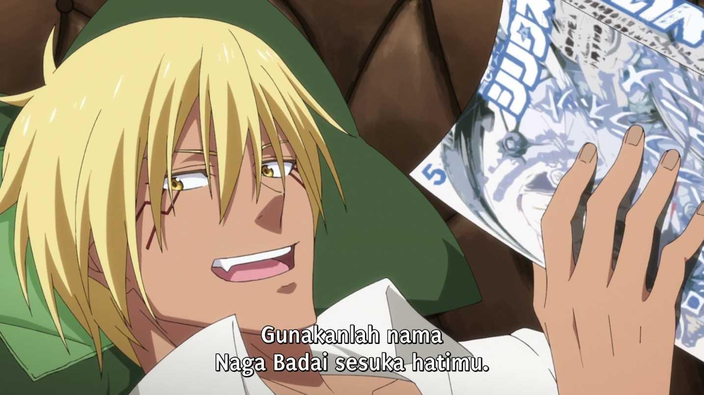 Tensei shitara Slime Datta Ken Season 2 Episode 15 Subtitle Indonesia