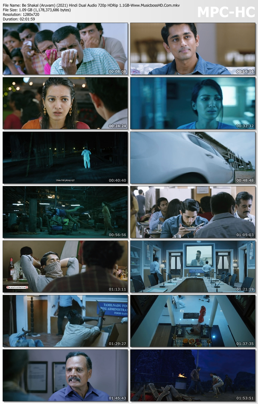 Be Shakal -Aruvam Screen Shot 2