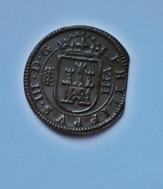 8 maravedís a molino de Felipe III, pero con dudas. 20210324150556-IMG-4401-01