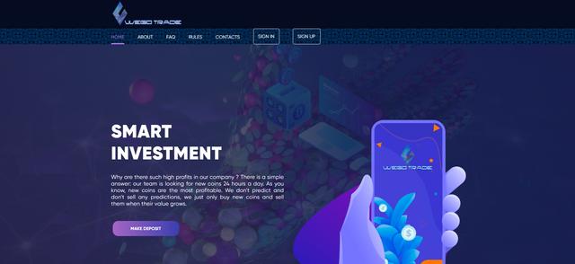Wego-trade.io – Review SCAM or LEGIT?