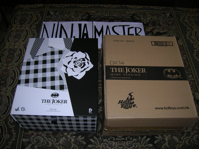 The Final Boss: Ninjamaster's collection - Page 6 Joker-Hot-Toys