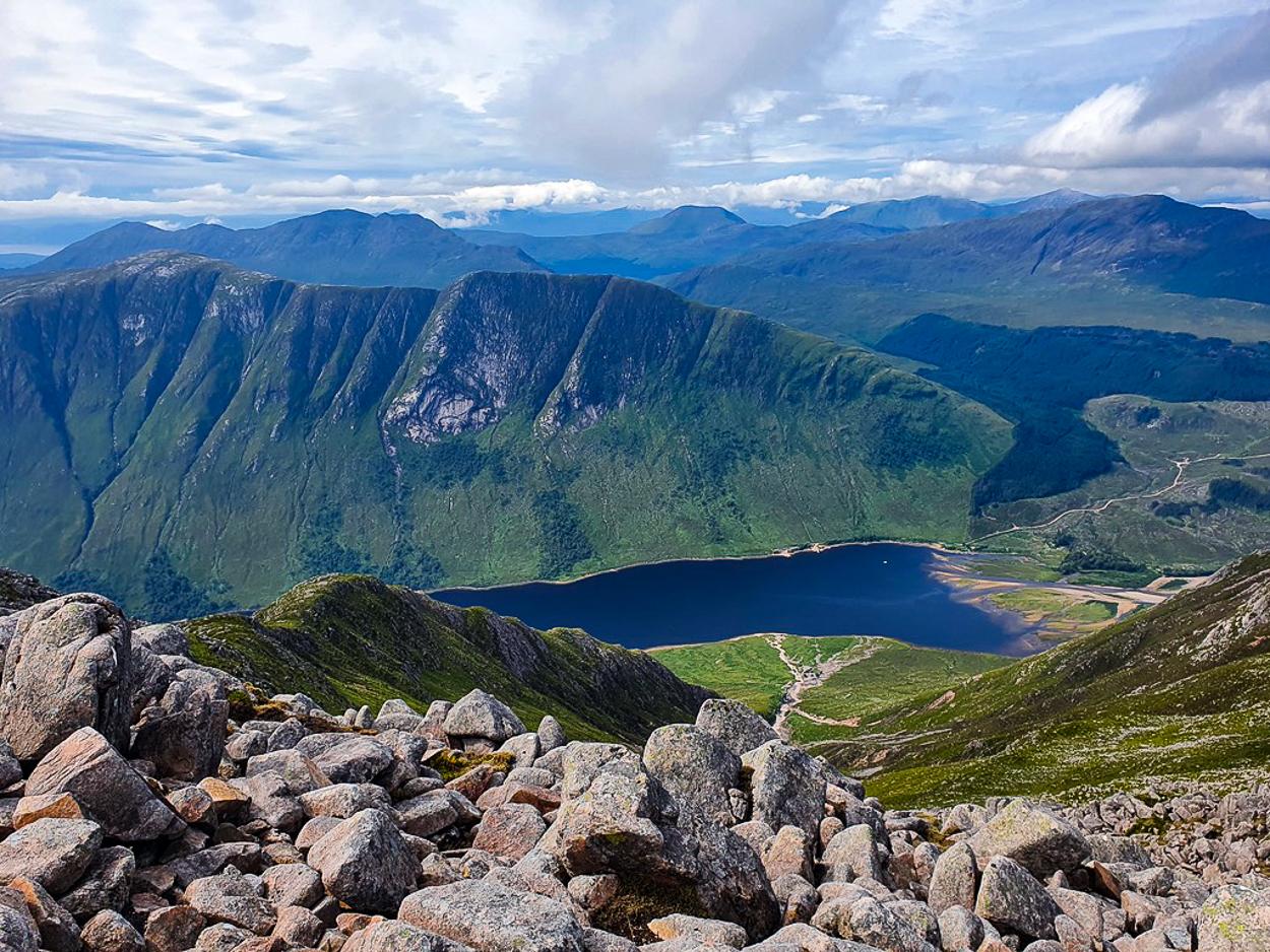 Glen Etive, Glencoe, Scottish Highlands, Glencoe itinerary