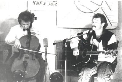 Владимир Алексеев - студийная запись в ЛДМ (1987)