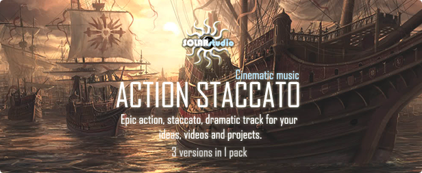 action-staccato