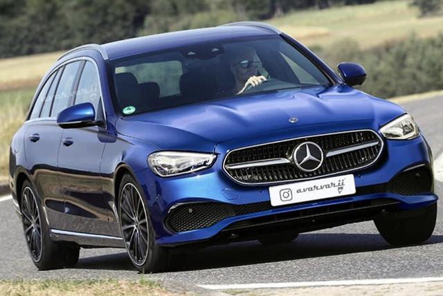 2020 - [Mercedes-Benz] Classe C [W206] - Page 7 40-B3-E51-D-EE2-A-46-F7-968-C-5-B62-B26597-DA