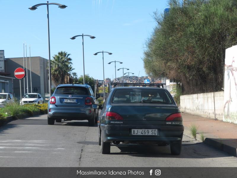 avvistamenti auto storiche - Pagina 40 Peugeot-306-Berlina-1-4-75cv-96-AJ469-SD-157-050-5-9-2019-1