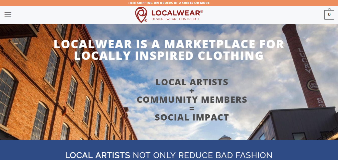 The LocalWear travel product recommended by Mark McIntosh on Pretty Progressive.