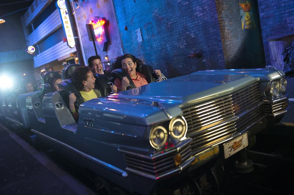 Rock 'n' Roller Coaster at Walt Disney World