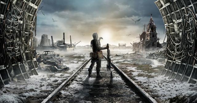 Оружие в Metro Exodus