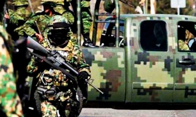 Detienen a 12 por robo de 5 toneladas de explosivo en Puebla
