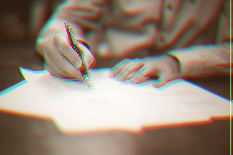 Acorralado decidió confesar en una carta suicida