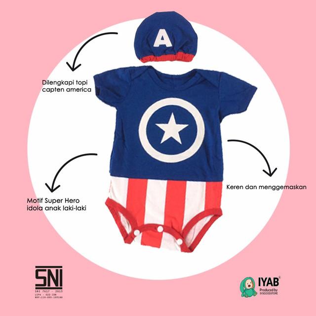 kapten amerika iyab