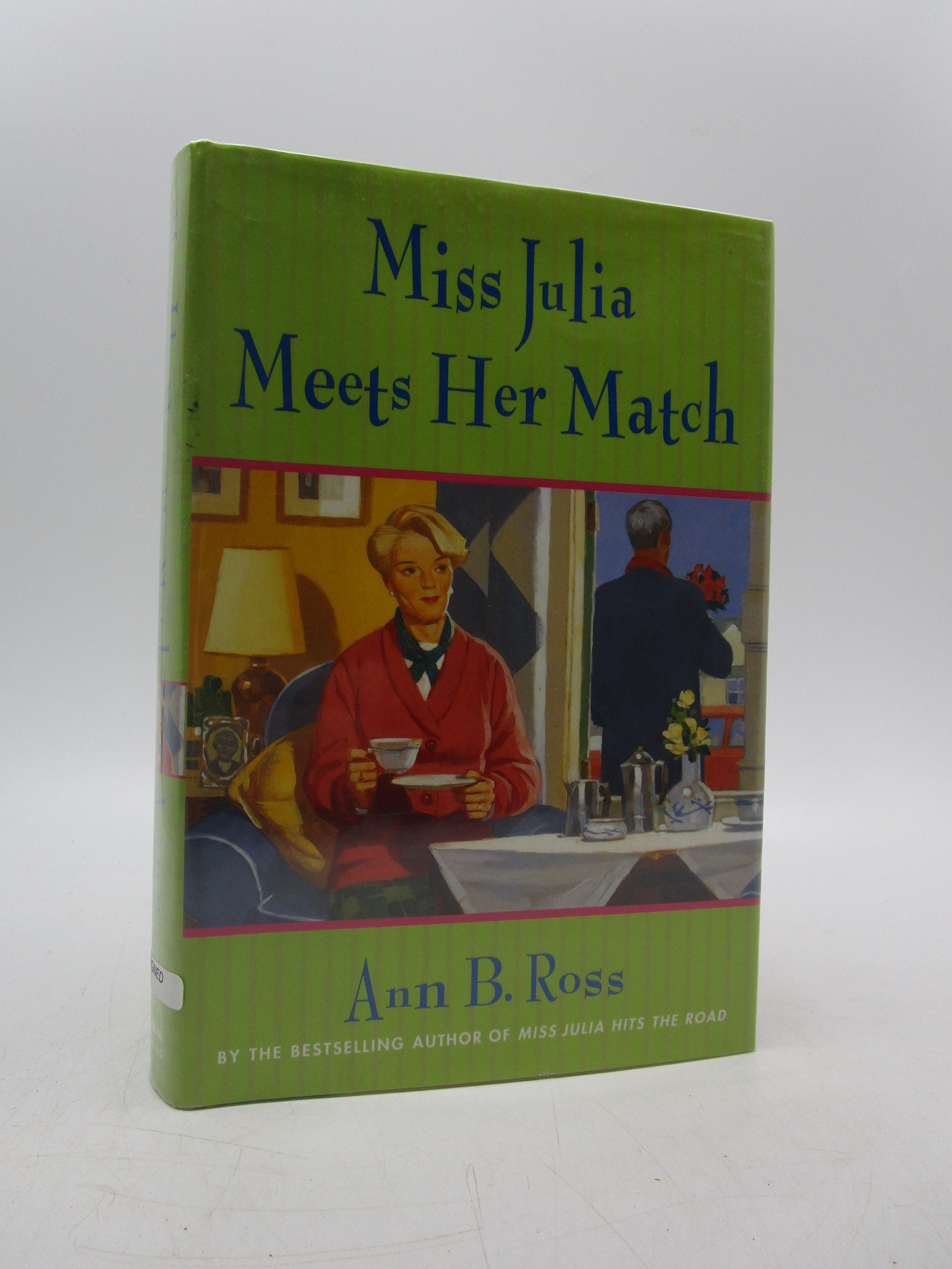 Image for Miss Julia Meets Her Match (SIGNED)