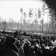 Dyatlov pass funerals 9 march 1959 19