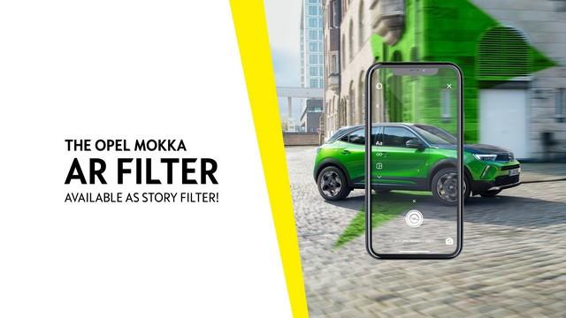 Réalité augmentée : garer dès maintenant le nouvel Opel Mokka dans sa rue Opel-Mokka-Instagram-AR-Filter-512742