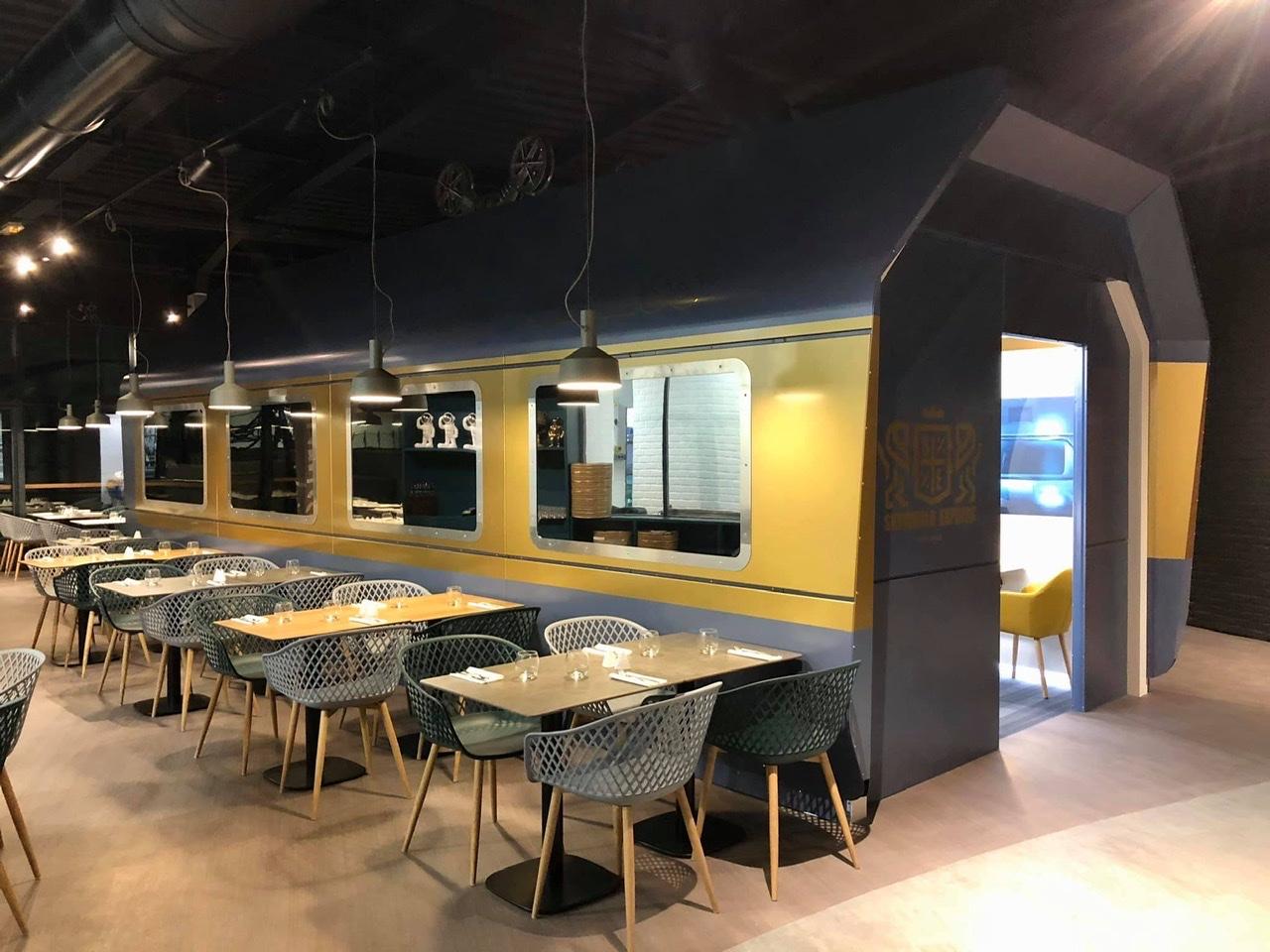 atelier - [Restaurant] L'Atelier des Saveurs · 2020 5-BE13-B2-A-D2-E3-438-F-839-E-892486137896