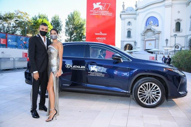 Lexus, voiture Officielle du 77e Festival International du Film de Venise Pls-4250-2020090263052830-2
