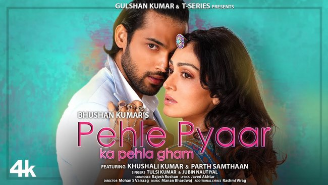 Pehle Pyaar Ka Pehla Gham By Tulsi Kumar & Jubin Nautiyal Official Music Video (2021) HD