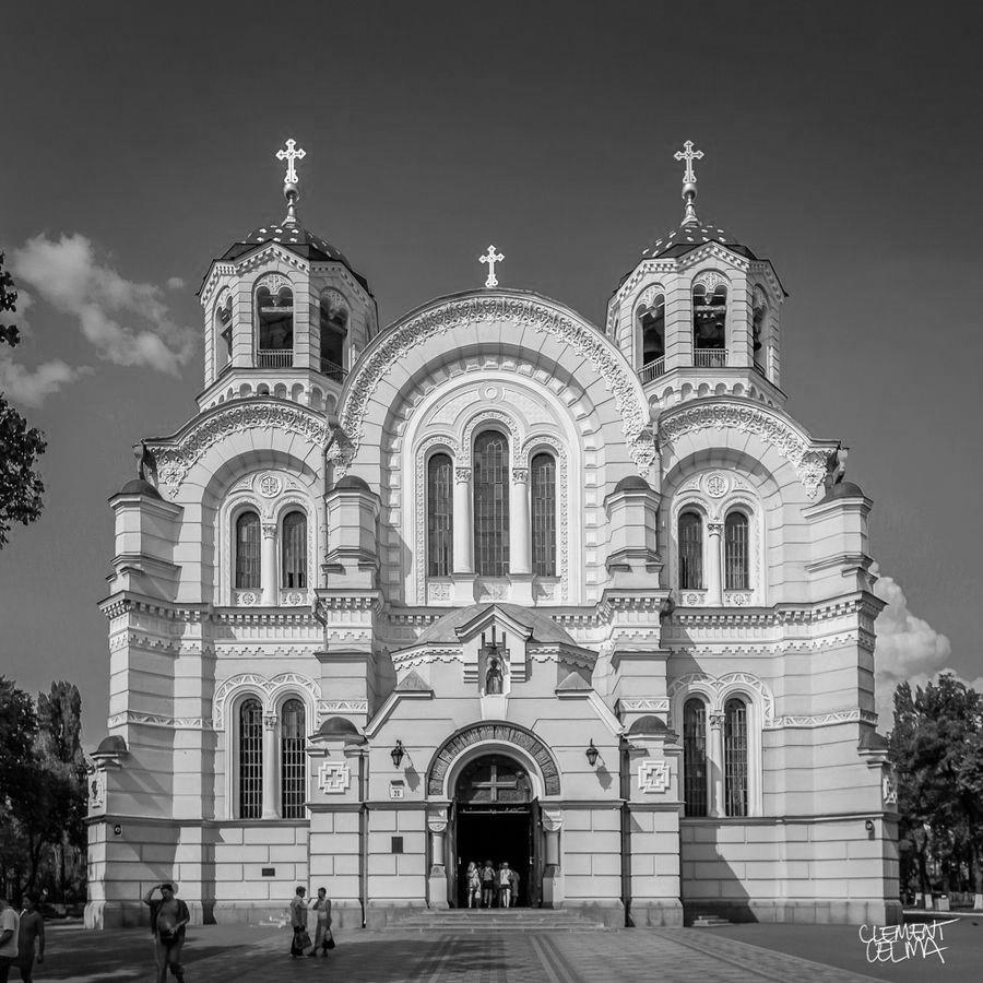 Володимирський собор у Києві. 1862-1896.