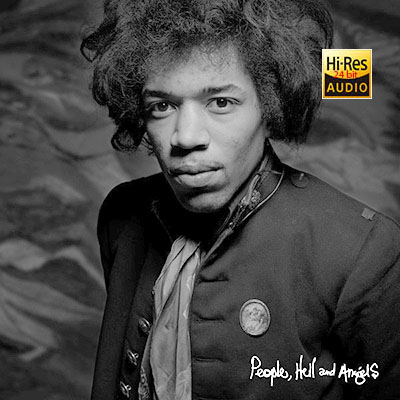Jimi Hendrix - People, Hell and Angels (2013)  FLAC  [24bit Hi-Res]