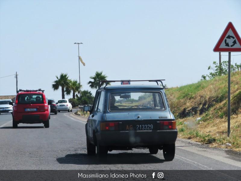avvistamenti auto storiche - Pagina 28 Autobianchi-A112-Junior-900-42cv-83-AG213329-1