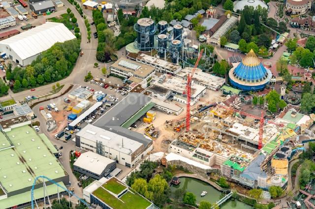 RUST-06-05-2019-Baustelle-zum-Neubau-Aufbau-der-Batavia-im-Europa-Park-in-Rust-im-Bundesland-Baden-W