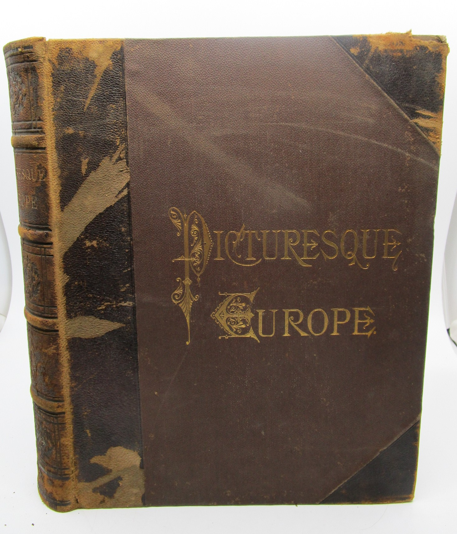 Image for Picturesque Europe: A Delineation by Pen and Pencil of the Natural Features and the Picturesque and Historical Places of Great Britain and the Continent (Volume 1)