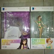 [VDS] Figurines PVC (Animés, jeux...) A-M Accel-World-Kurashima-Chiyuri-Beach-Queens-110-Swimsuit-Ver-Wave-1