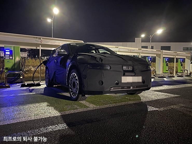 2021 Hyundai EV/45 23