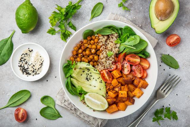 Tips Memasak Vegan Untuk Pemula