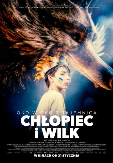 Chłopiec i wilk / Ma famille et le loup (2019) PLDUB.WEB-DL.XviD-KiT | Dubbing PL