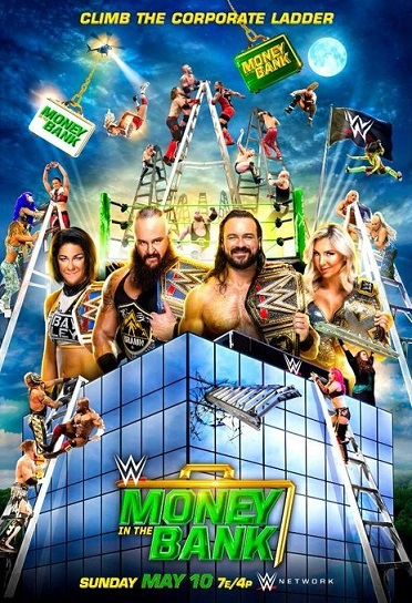 WWE Money In The Bank 10th May 2020 HDTVRip 720p Esubs DL