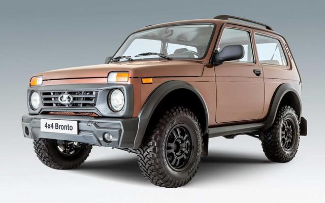 Автомобилисты ждут подтверждения о запуске продаж Niva Legend Bronto на официальном сайте «Лады»