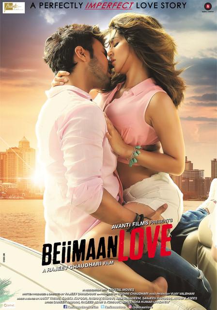 Beiimaan Love 2016 Hindi 480p HDRip 300MB Download