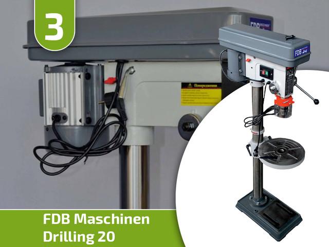 FDB Maschinen Drilling 20
