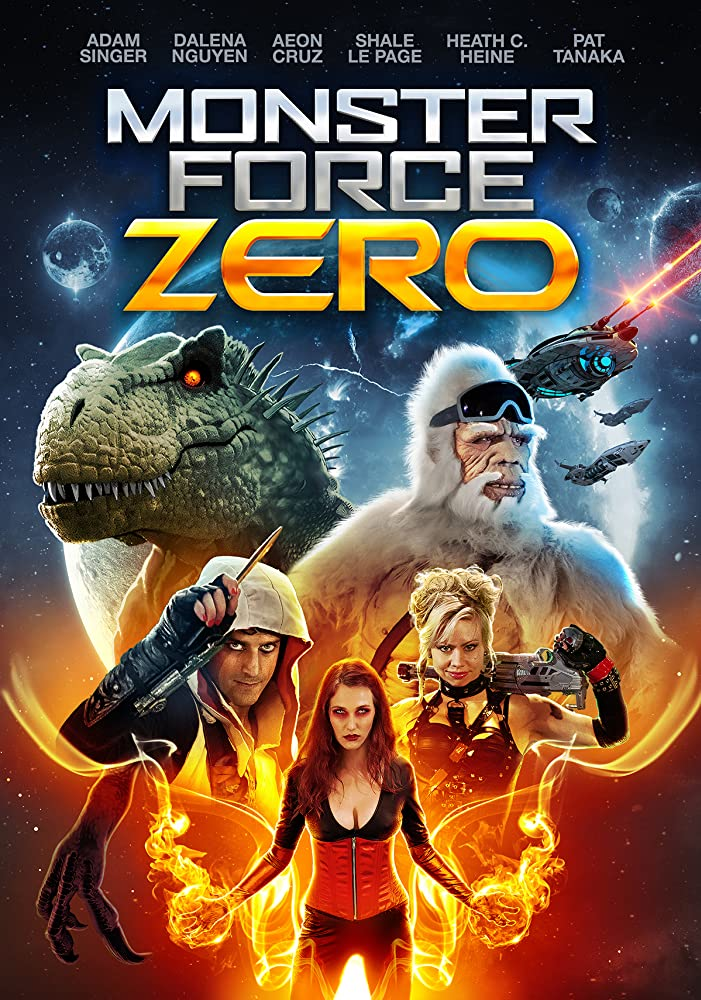 Monster Force Zero 2020 English 720p HDRip 800MB | 300MB Download