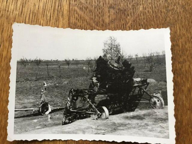 Flugzeug-Schlachtfeld-Russland-Wehrmacht-Original-Foto-57