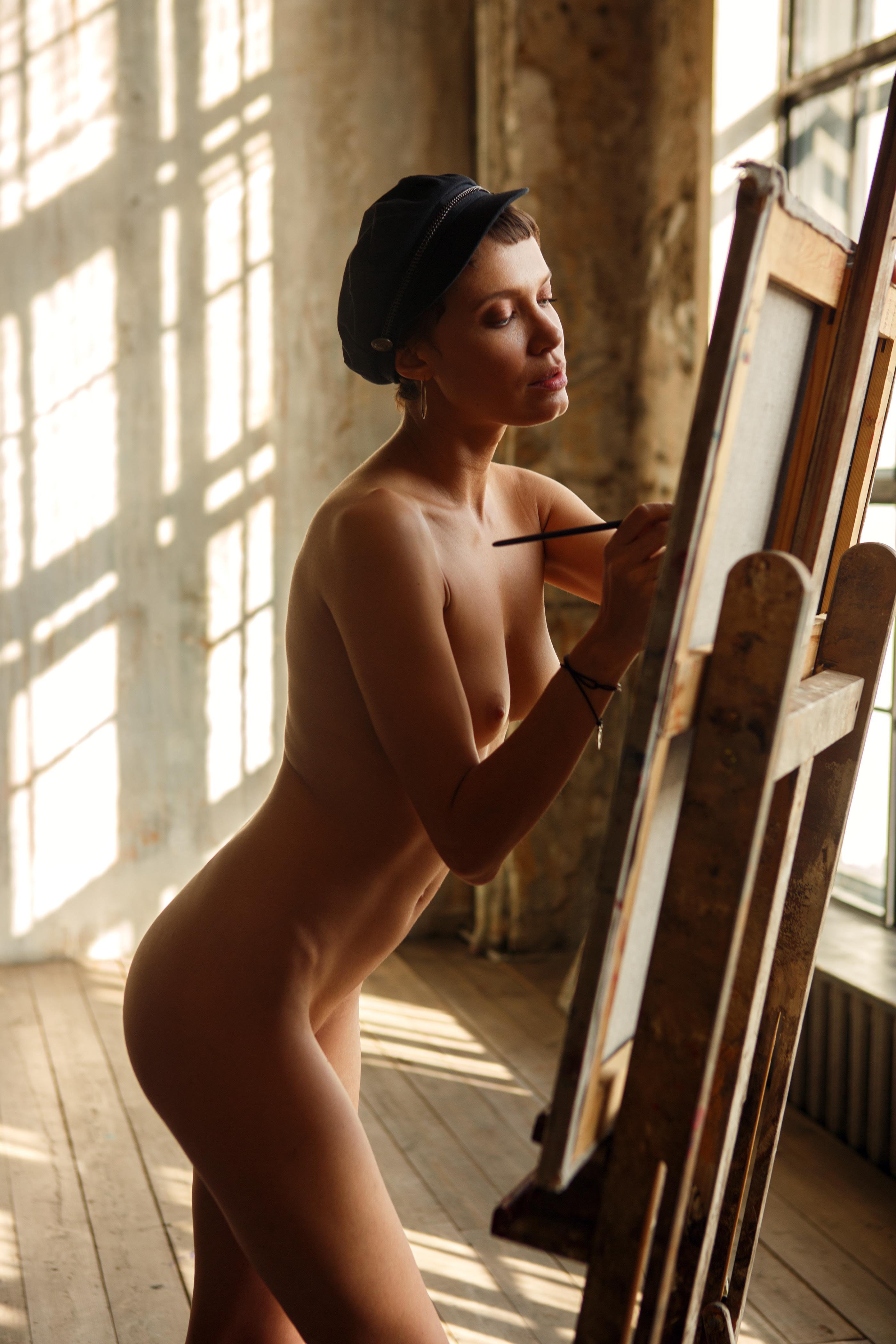 Модель Оксана Чуча / Фотограф Hannes Walendy