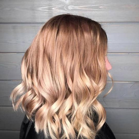 Cool-strawberry-styled-hair