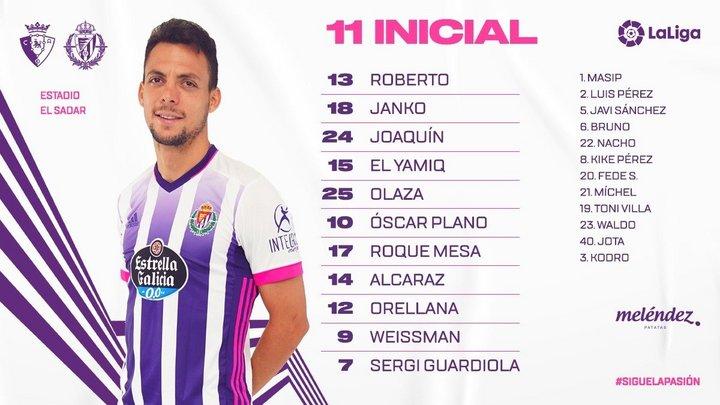 C.A. Osasuna - Real Valladolid C.F. Sábado 13 de Marzo. 18:30 - Página 2 OnceOSA