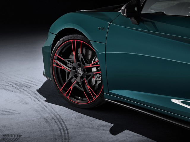 Audi R8 green hell : un hommage au palmarès de l'Audi R8 LMS A205714-medium