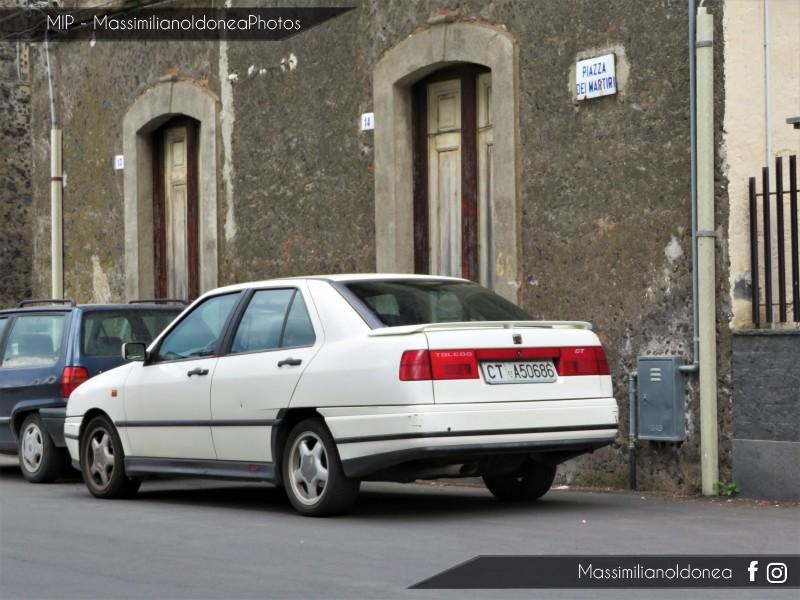 avvistamenti auto storiche - Pagina 20 Seat-Toledo-GT-2-0-116cv-039-93-CTA50686-136-209-3-5-2019