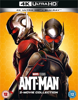 Ant-Man And The Wasp (2018) FullHD 1080p UHDrip HDR10 HEVC E-AC3 ITA/ENG