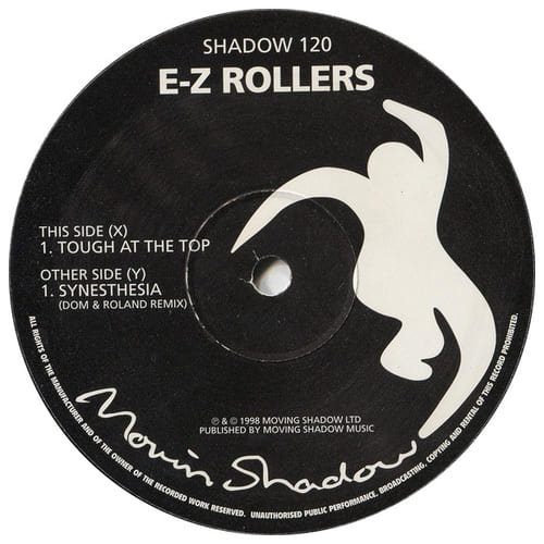 Download E-Z Rollers - Tough At The Top mp3