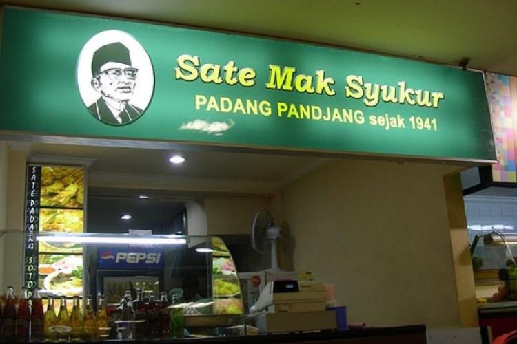 Sate Mak Syukur