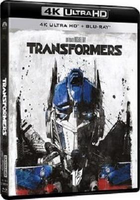 Transformers (2007) FullHD 1080p UHDrip HDR10 HEVC AC3 ITA + E-AC3 ENG