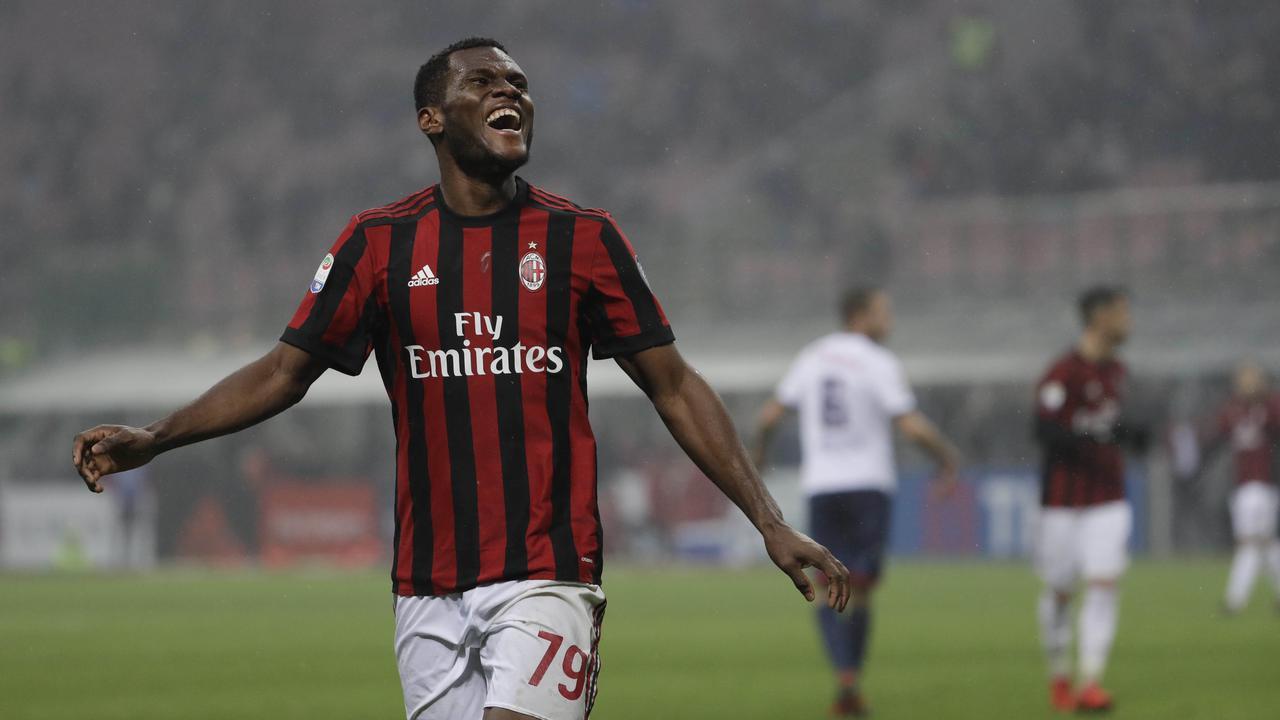 Franck Kessie Tinggalkan AC Milan ?