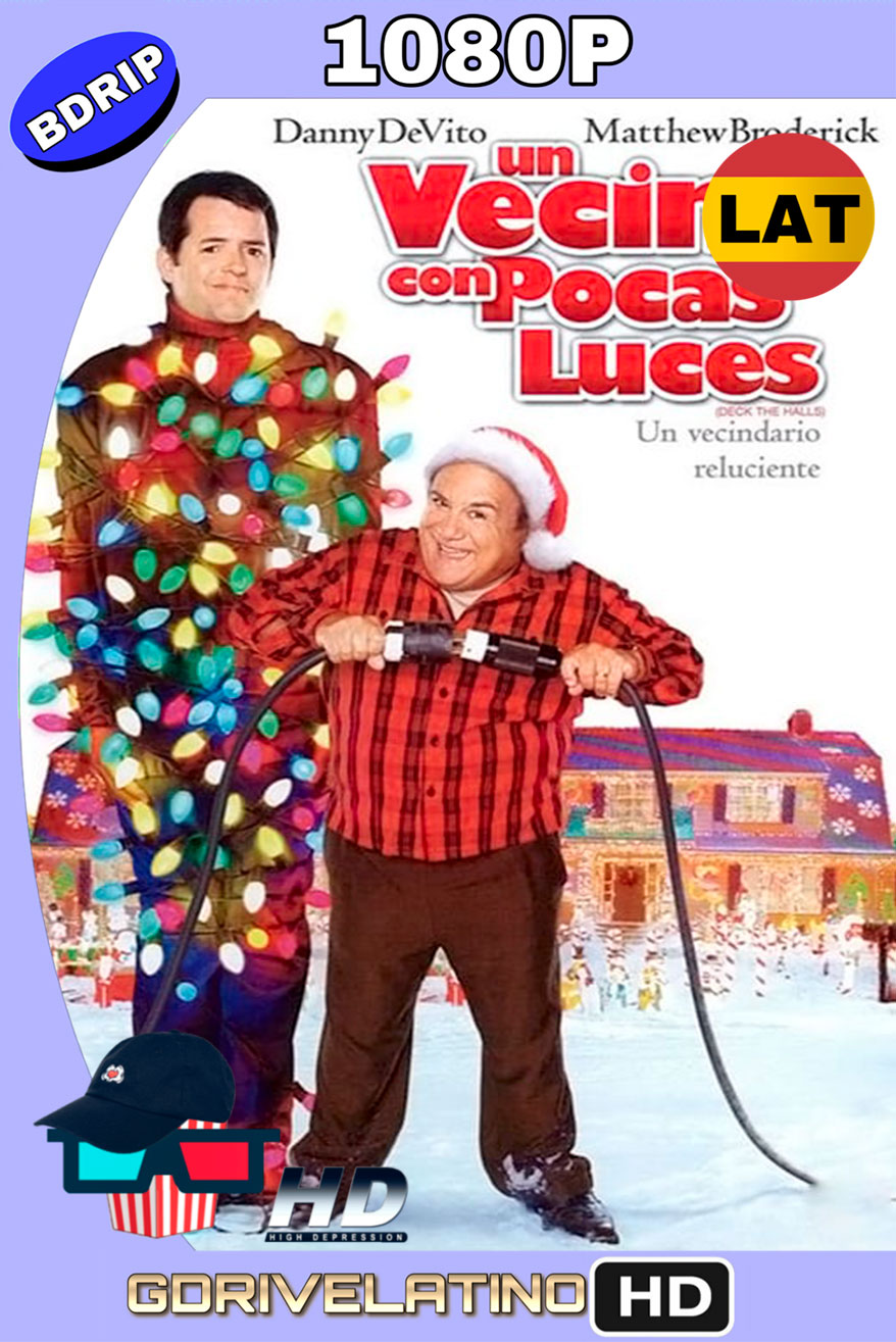Un vecino con pocas luces (2006) BDRIP 1080p Latino-Ingles MKV