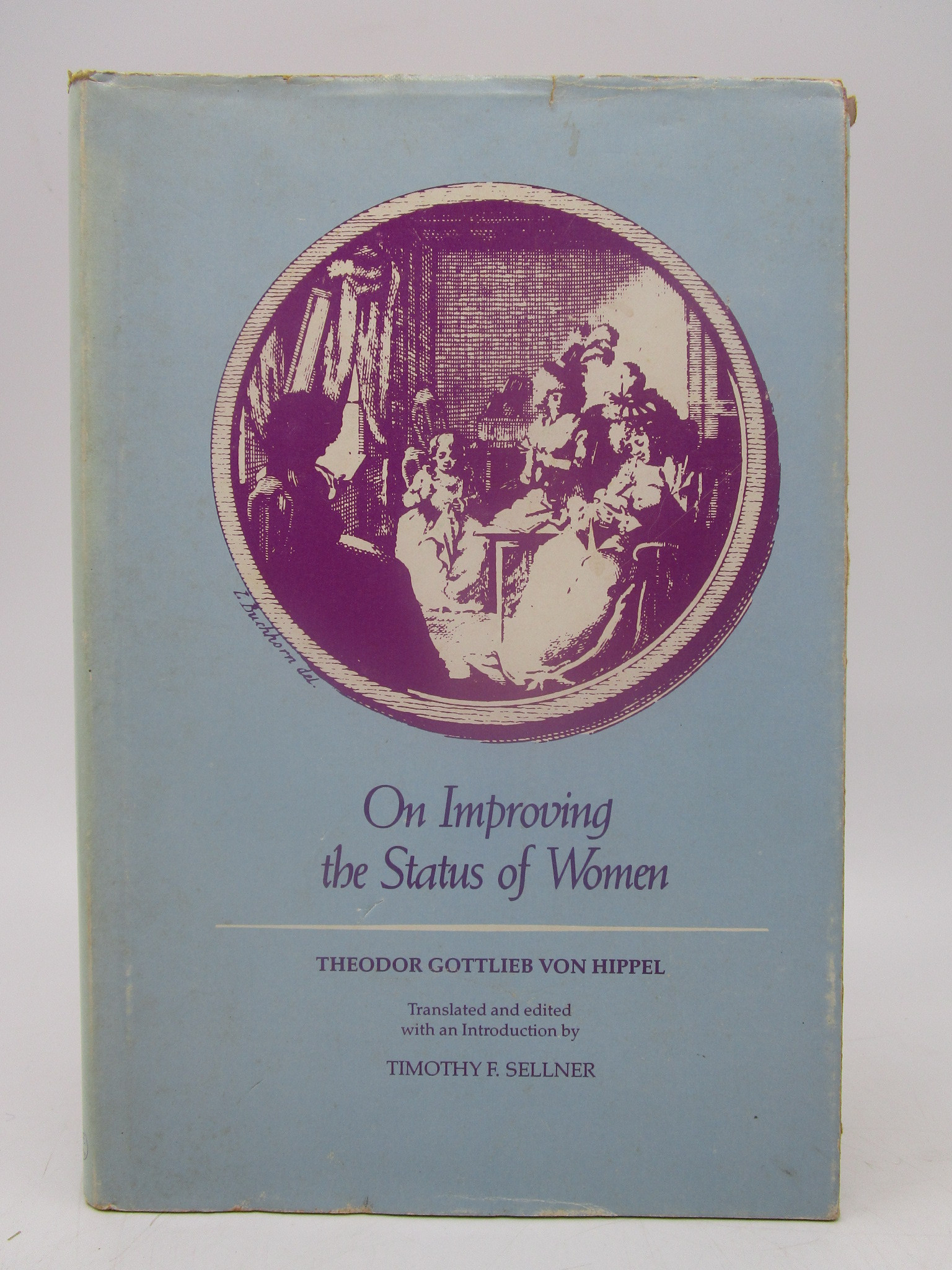 Image for On Improving the Status of Women (First English Edition)